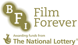 BFI Film Forever (Awarded funds from The National Lottery)